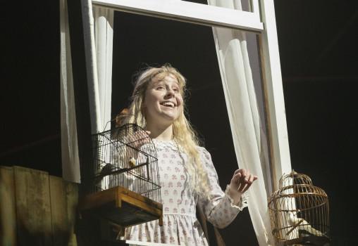 Porträtt på Sweeney Todd - Foto Per Eriksson - Kim Bergkvist