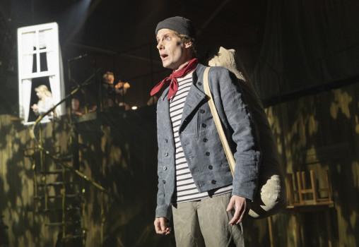 Porträtt på Sweeney Todd - Foto Per Eriksson - Tobias Nilsson