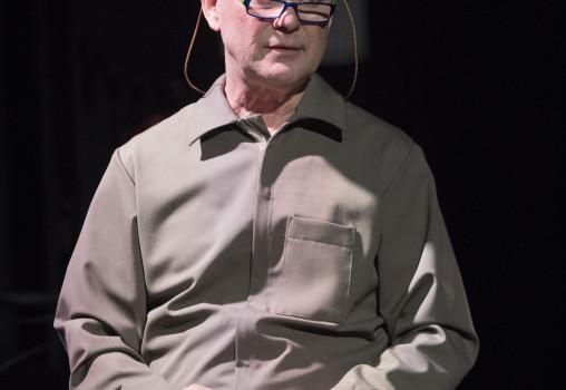 Porträtt på Yngve Sundén. Foto Per Eriksson