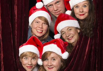 Musikhälpen-kväll som doftar jul