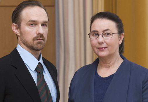 Porträtt på Hugo Emretsson, Maria Norgren. Foto Per Eriksson