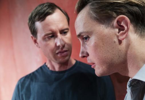 Porträtt på Jon Karlsson, Nils Granberg. Foto Per Eriksson