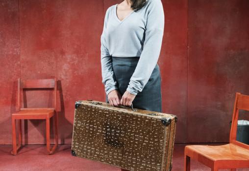 Porträtt på Caroline Rendahl. Foto Per Eriksson