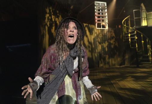 Porträtt på Sweeney Todd - Foto Per Eriksson - Caroline Rendahl