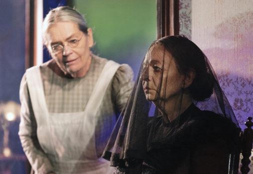 Porträtt på Pelikanen - Foto Per Eriksson - Anja Landgré och Susanne Hellström