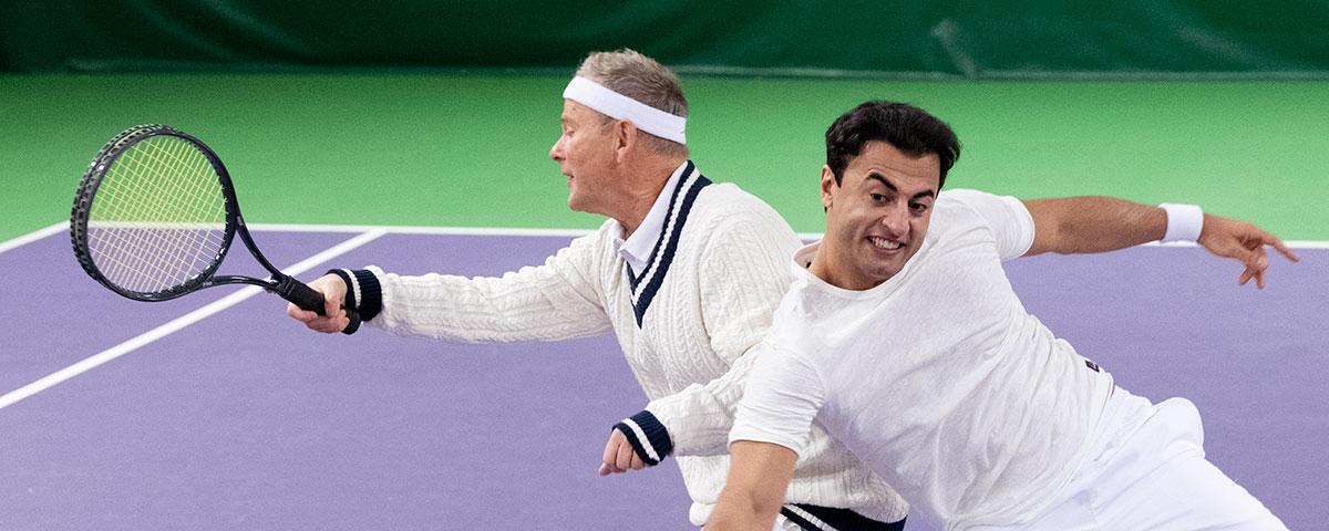 Tennistiden