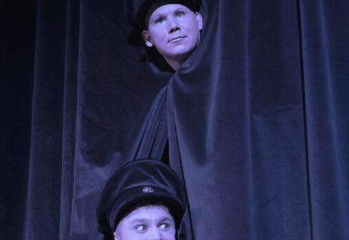 Porträtt på Foto Per Eriksson - Alexander Lindberg och Jakob Bladh