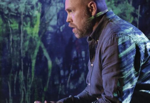 Porträtt på Joel Torstensson. Foto Per Eriksson